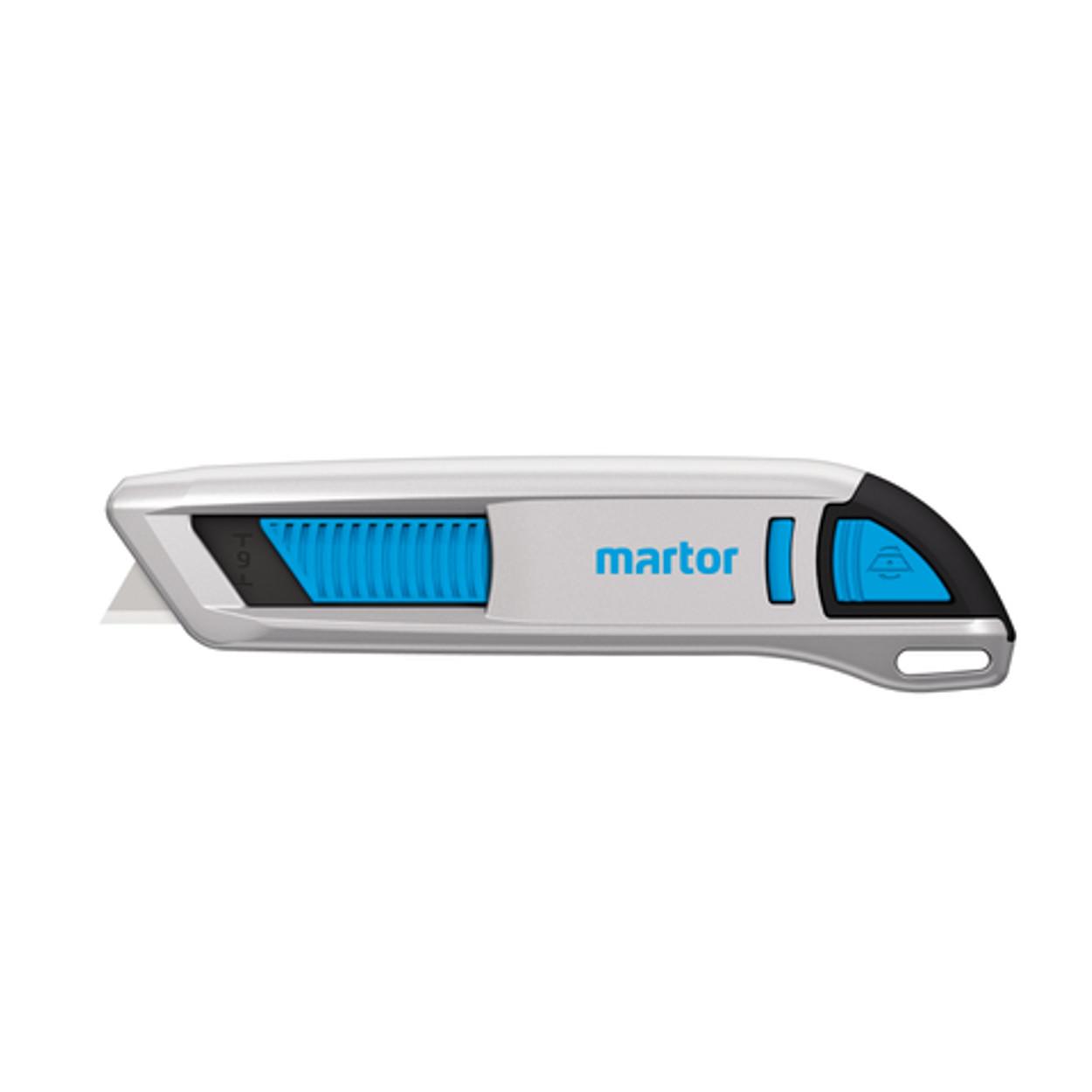 SECUNORM 500 - wysuwany, bezpieczny nóż o średniej głębokości cięcia