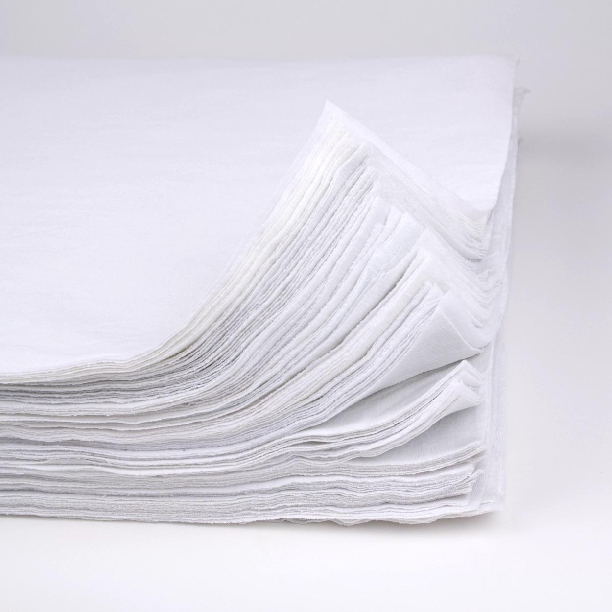 Delikatna bawełniana ścierka RETEXT PROFI, biała