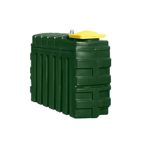 Dwuścienny zbiornik na zużyty olej