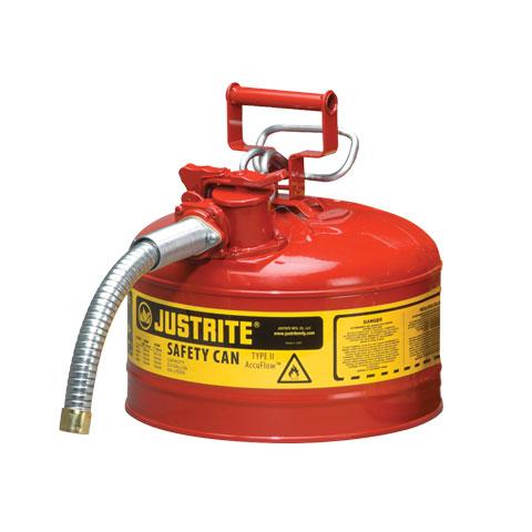 Wentylowany pojemnik bezpieczeństwa na substancje łatwopalne