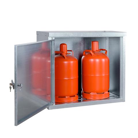 Szafa do magazynowania małych butli gazowych