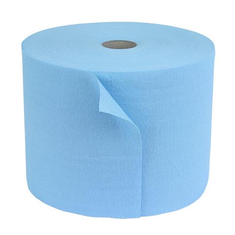 Czyściwo papierowe HAPPY Universal, 30 x34cm, niebieskie