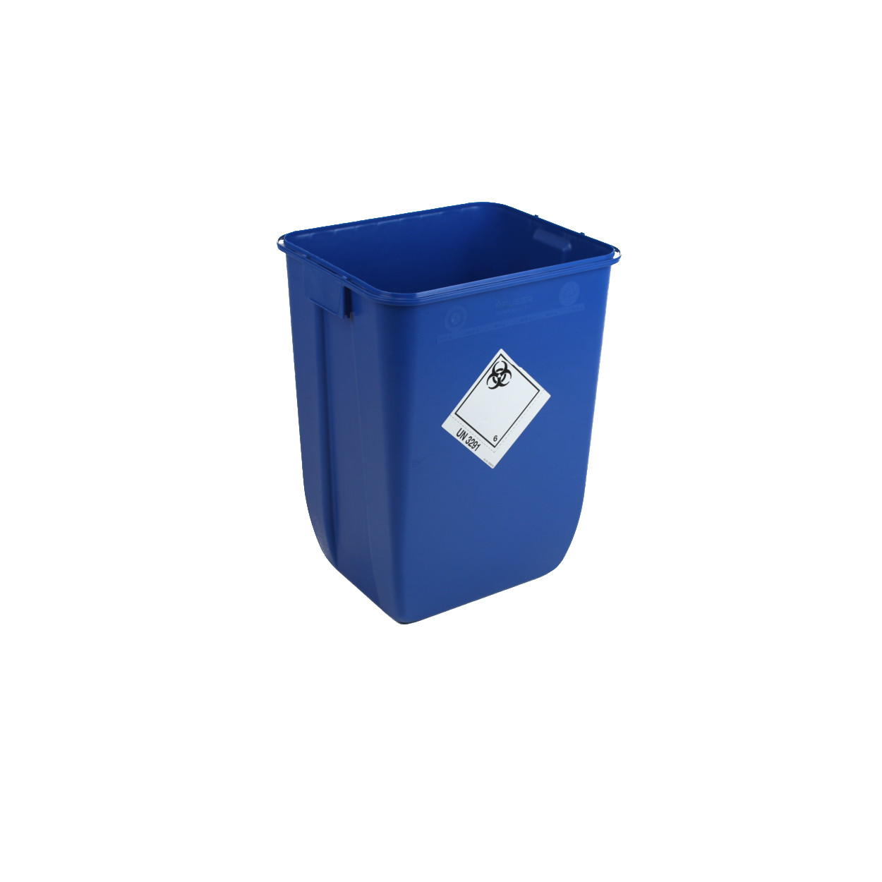Pojemnik na odpady biologiczne - 50 L