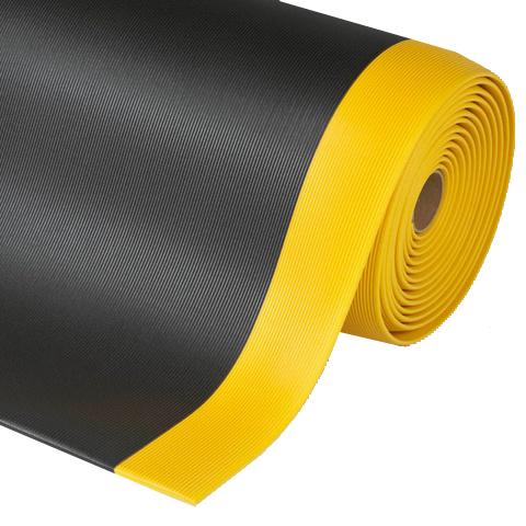 Mata przemysłowa rowkowana podłużnie (122cm x 18,3m)