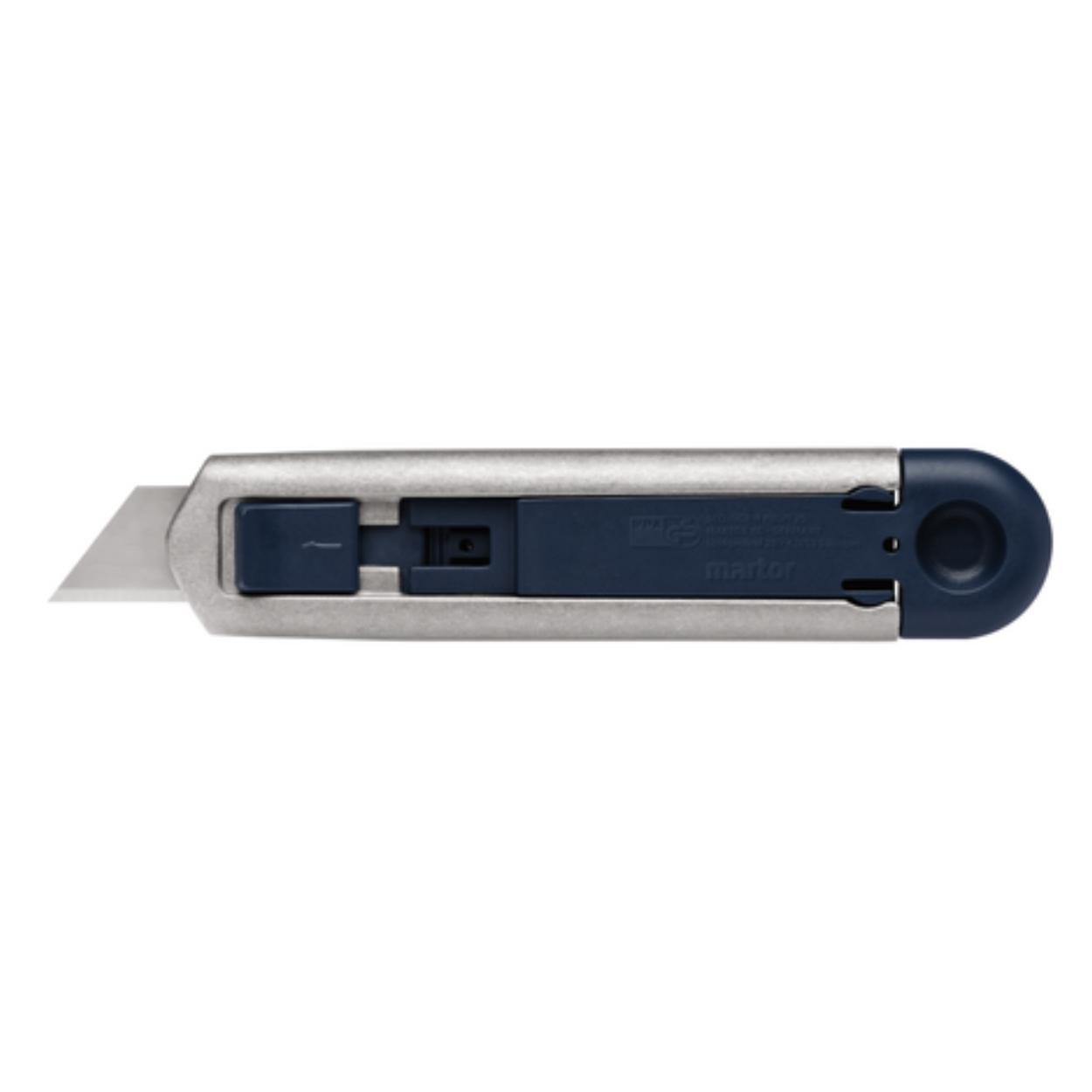 Bezpieczny nóż, wykrywalny SECUNORM PROFI25