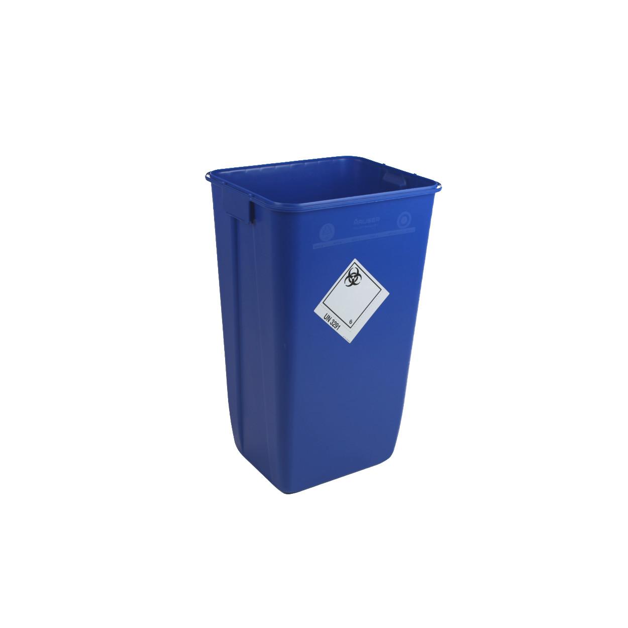 Pojemnik na odpady biologiczne - 60 L
