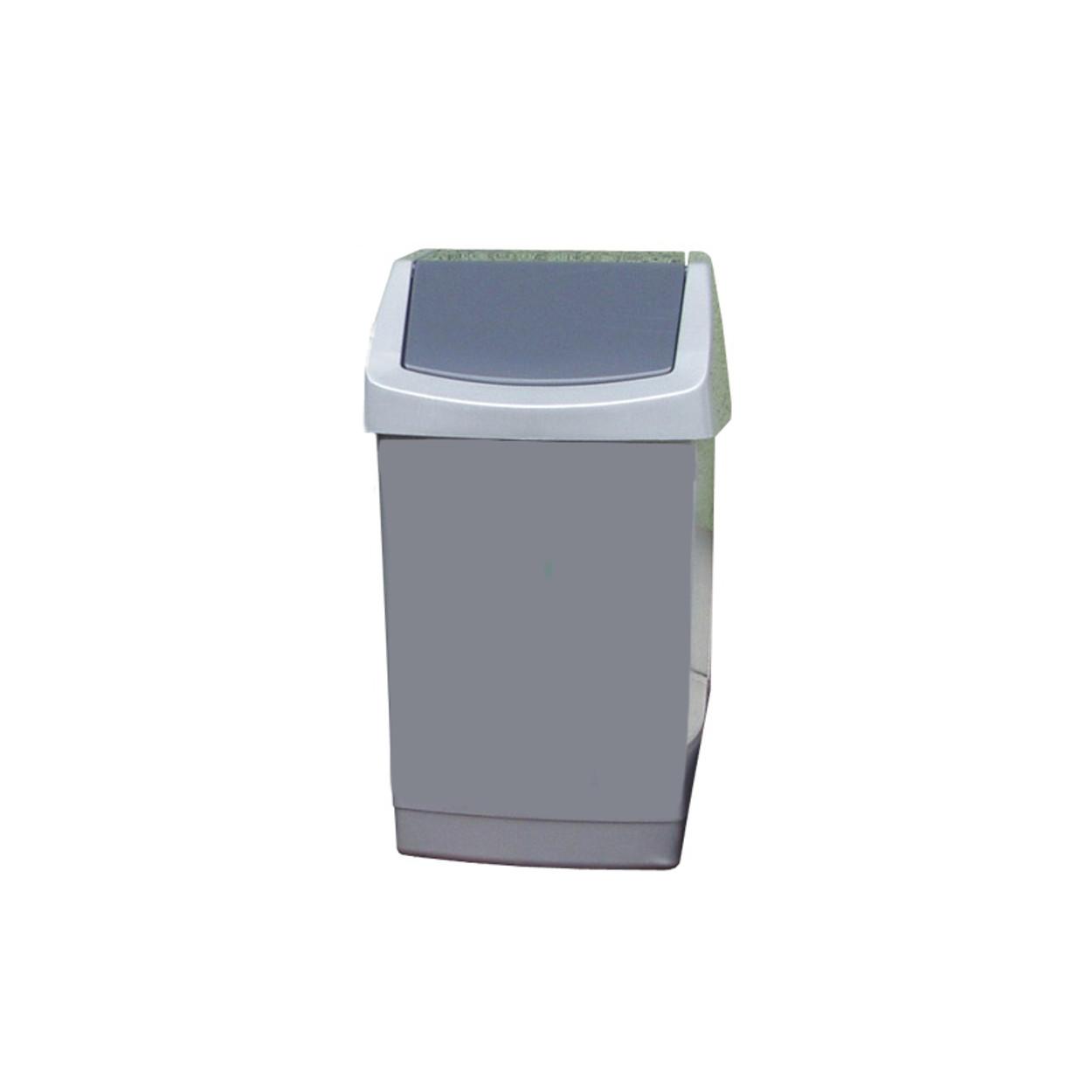 Kosz na śmieci, plastikowy, MINI, 25 l