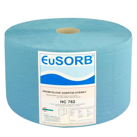 Czyściwo celulozowe trójwarstwowe 22x36cm (niebieskie)