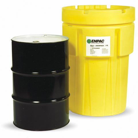 Pojemnik zabezpieczający niebezpieczny odpad 390L