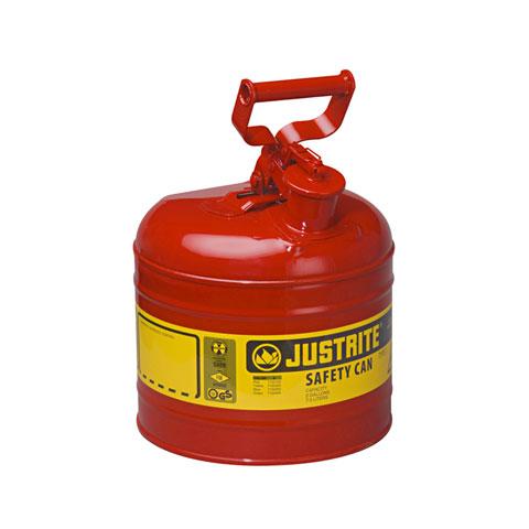 Standardowy pojemnik bezpieczeństwa na substancje łatwopalne