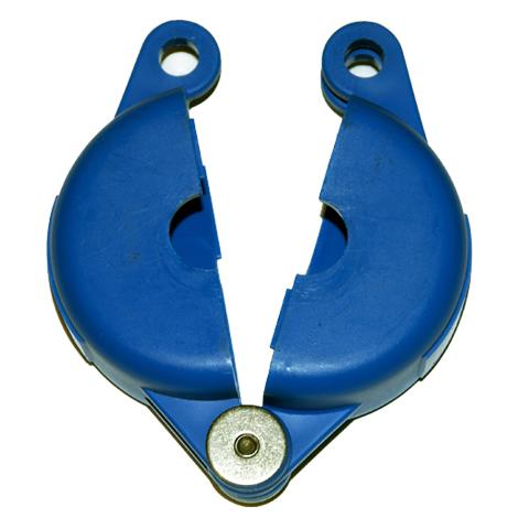 Standardowa pokrywa zaworów (niebieska)25 do 64 mm