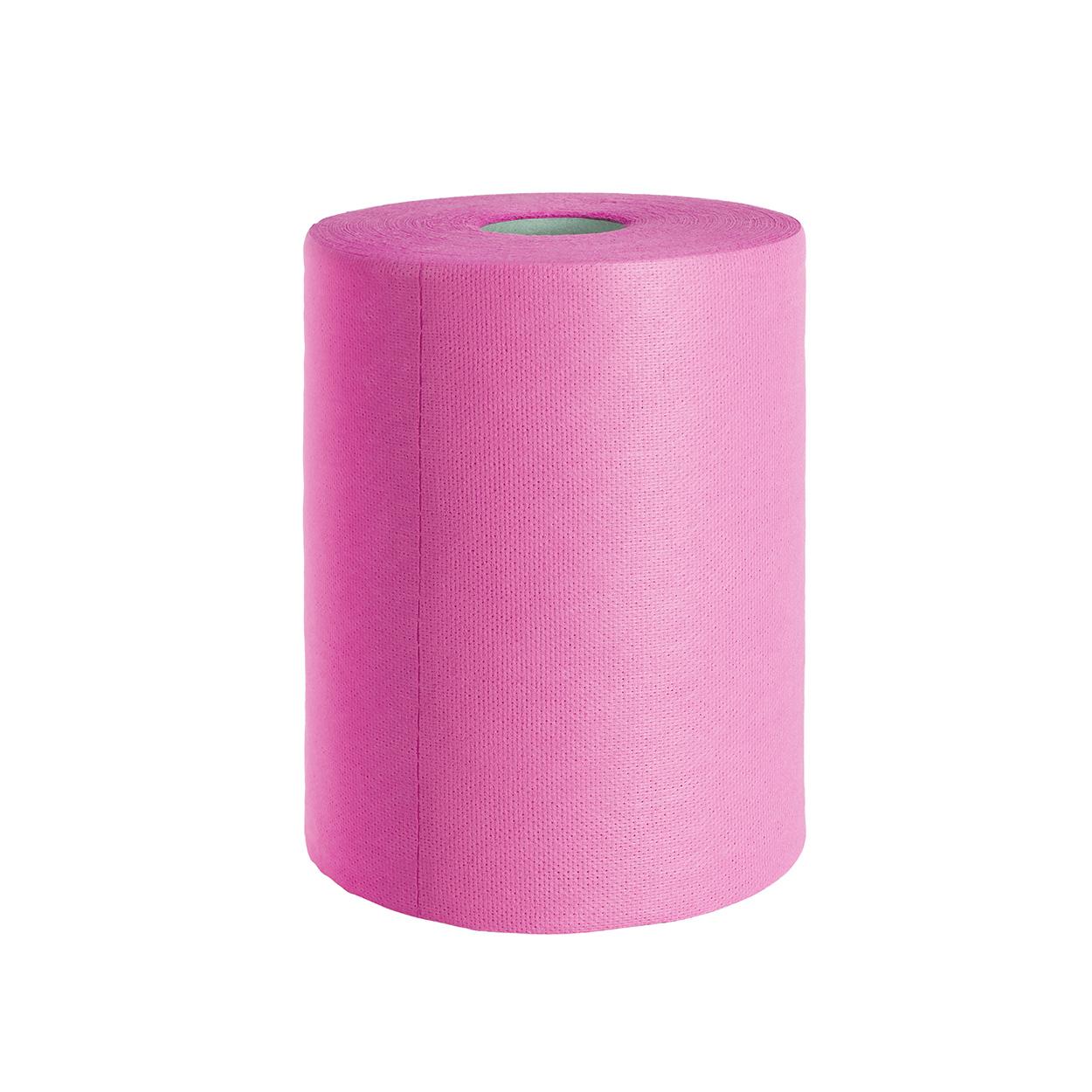 Kolorowa ściereczka czyszcząca na większe zabrudzenia - różo