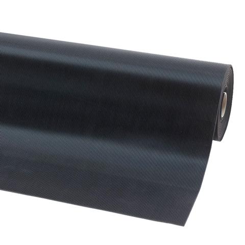Mata przemysłowa z wąskimi rowkami, 120 cm