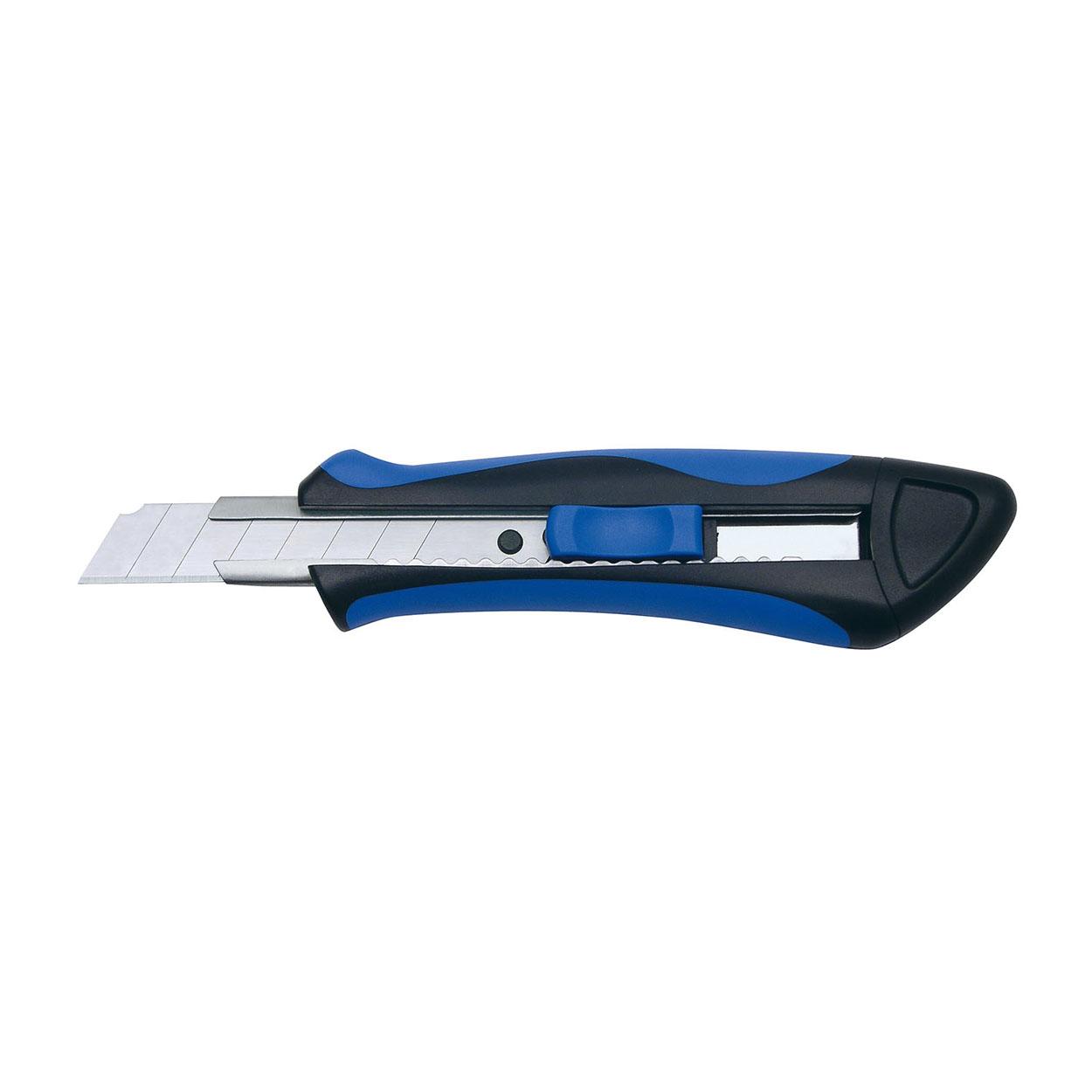 Nóż roboczy z odłamywanym ostrzem