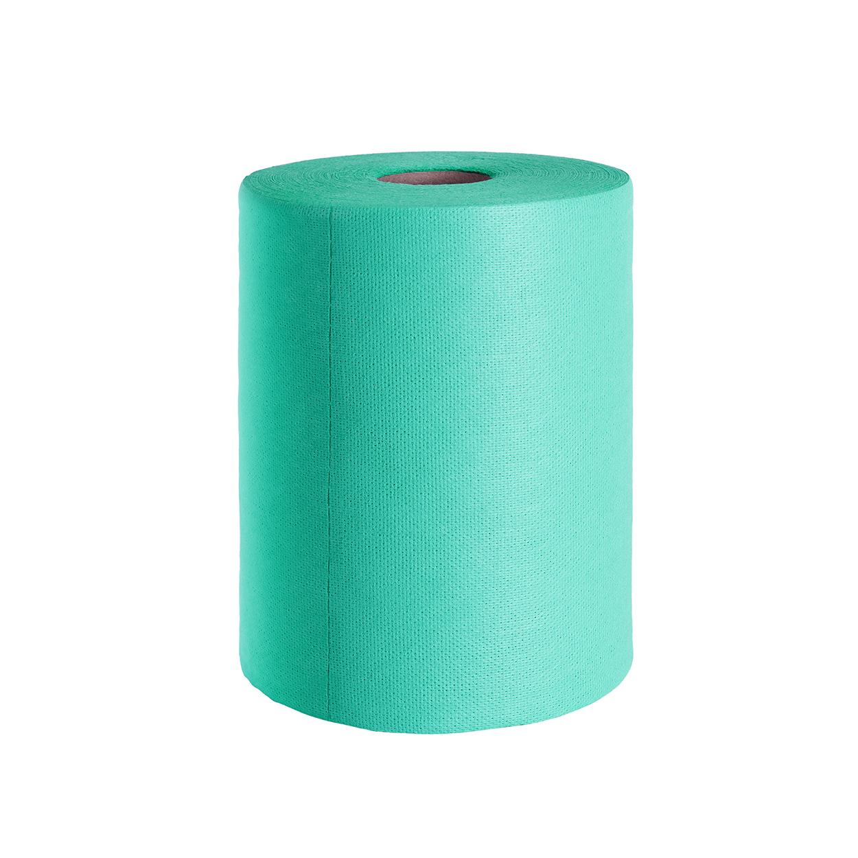 Kolorowa ściereczka czyszcząca na większe zabrudzenia - ziel