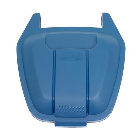 Pokrywa do pojemnika niebieska