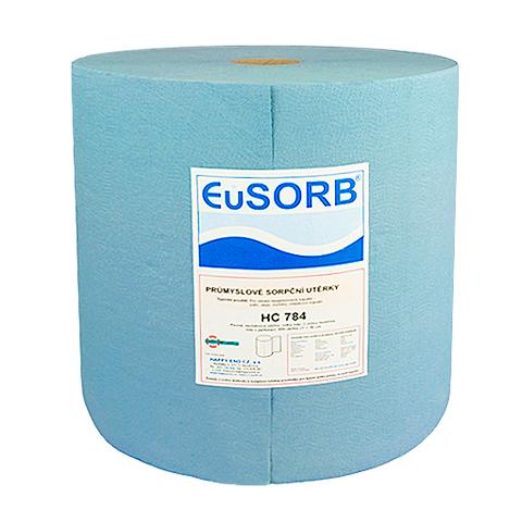 Czyściwo celulozowe trójwarstwowe 38x36cm (niebieskie)