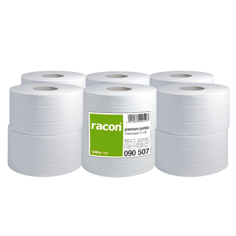 Papier toaletowy Jumbo PREMIUM
