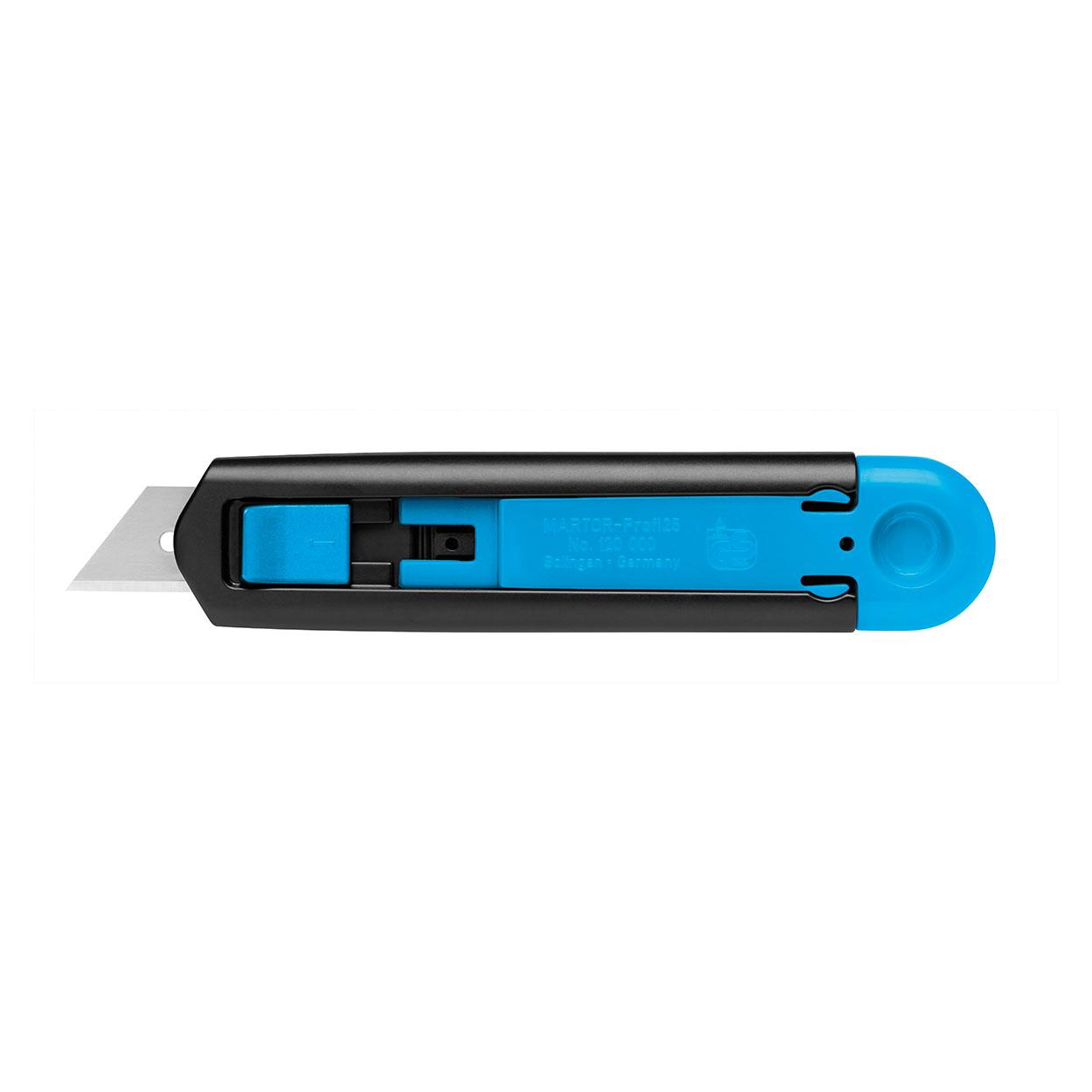 SECUNORM PROFI25 - bezpieczny nóż z wysuwanym ostrzem